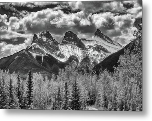 Three Sisters Metal Print