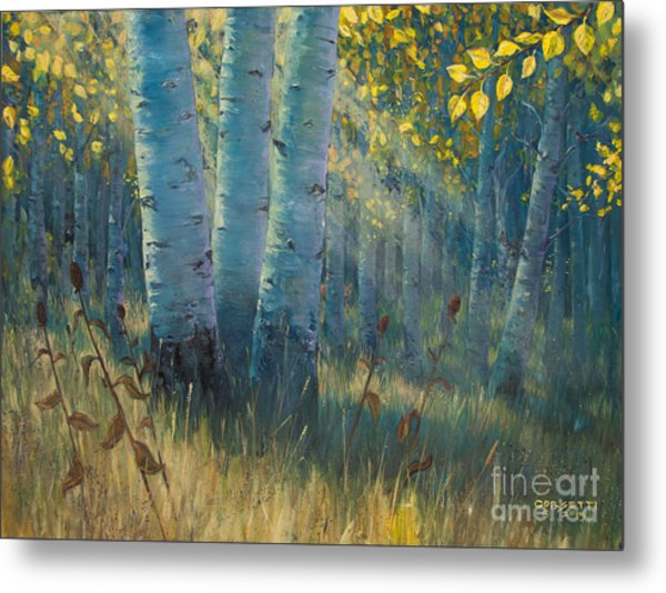 Three Sisters - Spirit Of The Forest Metal Print
