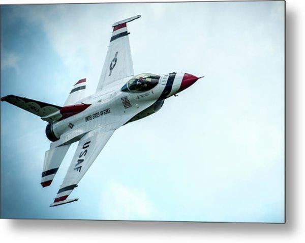 Thunderbirds Photo Metal Print