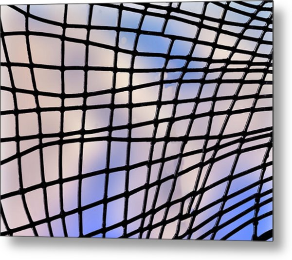 Metal Print featuring the photograph Time Warp by Paul Wear