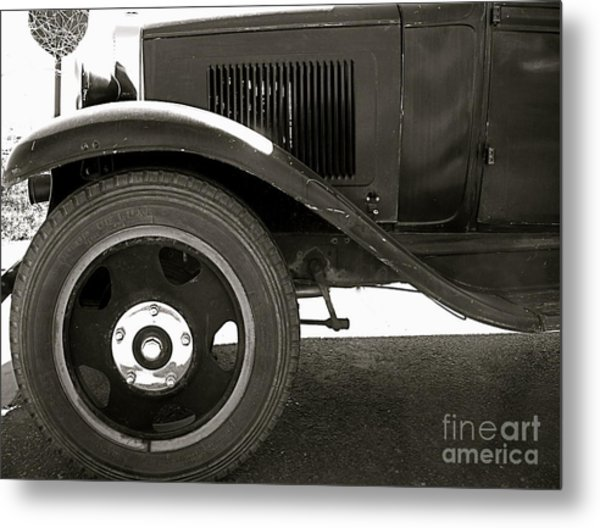 Timeless Metal Print by Amy Strong