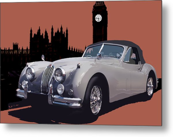 Timeless Metal Print by Richard Herron