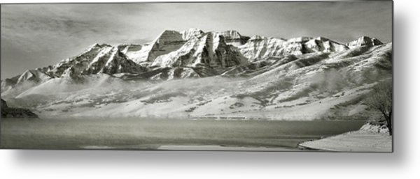 Timp Above Deer Creek Metal Print