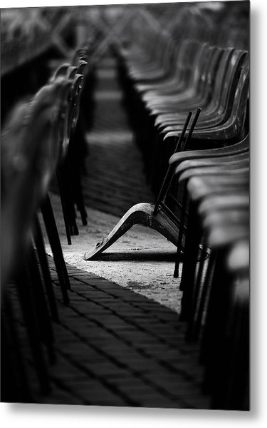 To Be Different Metal Print