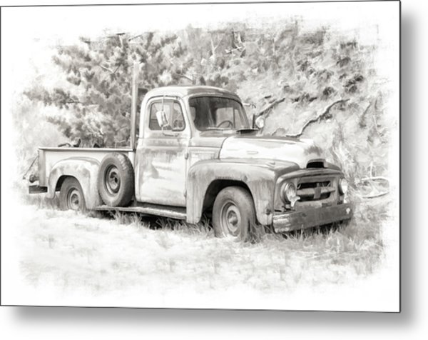 To Load Or Be Loaded Metal Print