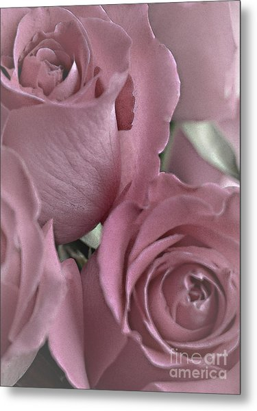 To My Sweetheart Metal Print