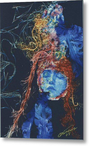 To Sleep Is To Dream Metal Print by Cathy Minerva