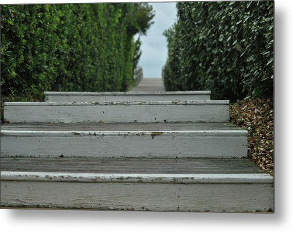 To The Beach  Metal Print by JAMART Photography