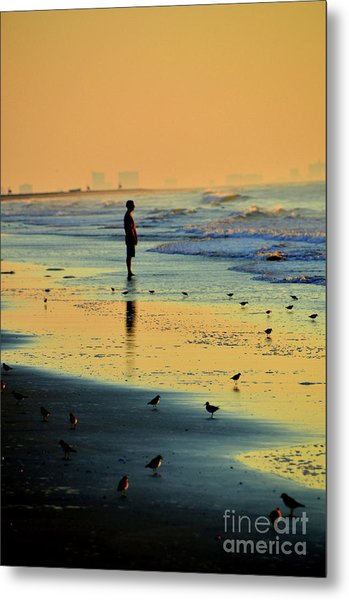 Today's The Day When Anything Is Possible Metal Print