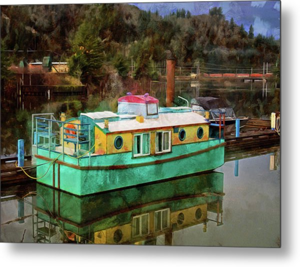 Toledo Showboat Metal Print