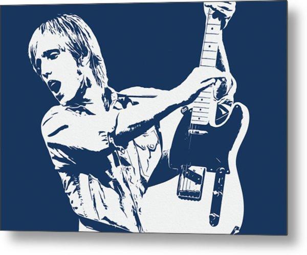 Tom Petty - Portrait 02 Metal Print