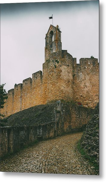 Tomar Castle, Portugal Metal Print