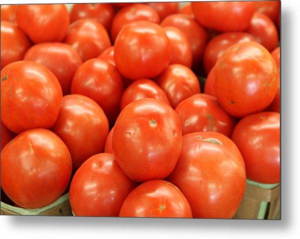 Tomatoes 247 Metal Print