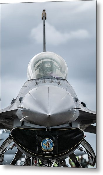 Top Gun V Metal Print