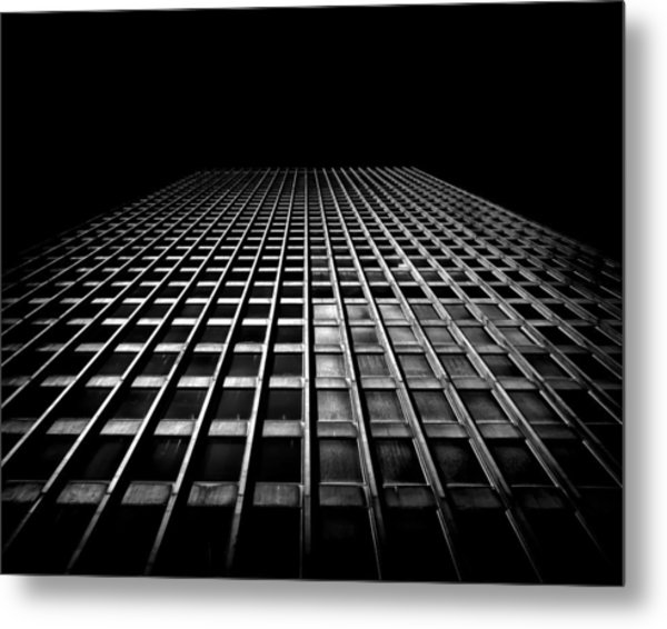 Toronto Dominion Centre No 100 Wellington St W Metal Print