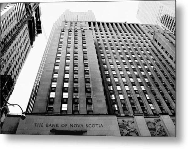 Toronto Historic Building Metal Print