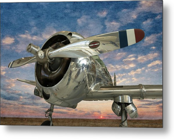 Metal Print featuring the photograph Touch And Go II by Jeffrey Jensen