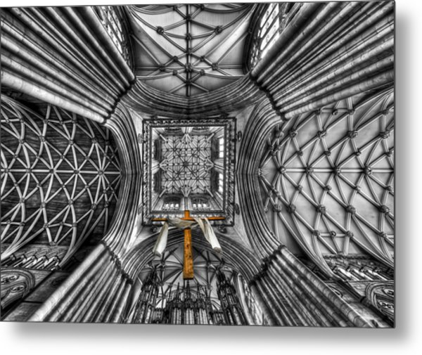 Touched By Heaven Metal Print