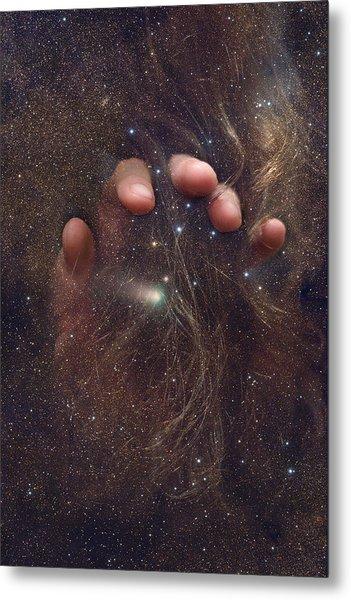 Touching The Stars Metal Print