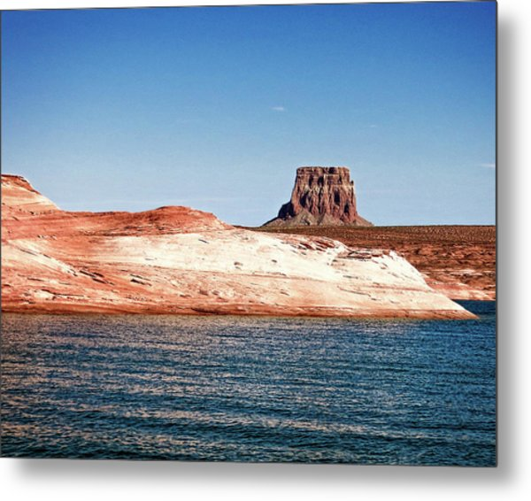 Tower Butte Metal Print