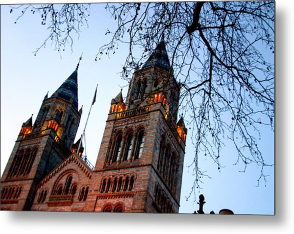 Tower Of History Metal Print by Jez C Self