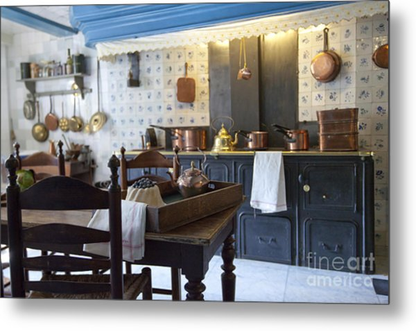 Traditional Home Metal Print by Andre Goncalves
