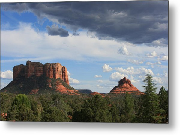 Tranquil Afternoon Metal Print