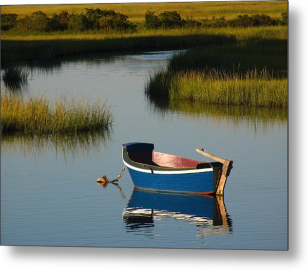 Boat Sales Cape Cod: Tranquil Cape Cod Photography Photograph By Juergen Roth
