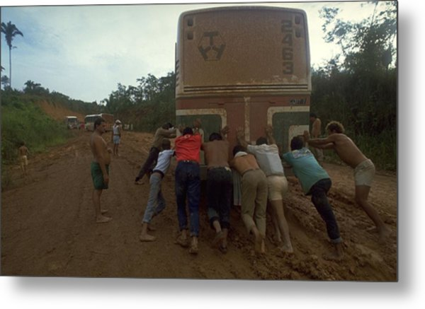 Photograph - Trans Amazonian Highway, Brazil by Travel Pics