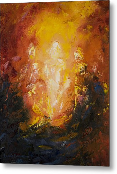 Transfiguration Metal Print