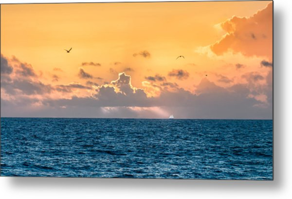 Treasure Coast Imaginations Metal Print
