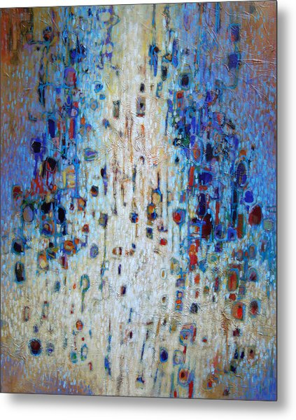 Tree Of Life II Metal Print by Dale  Witherow