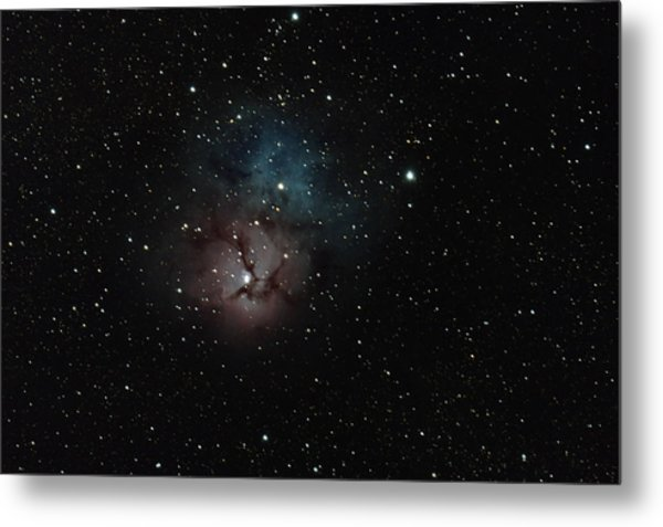 Trifid Nebula Metal Print