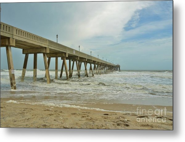 Tropical Storm Ana 1 Metal Print