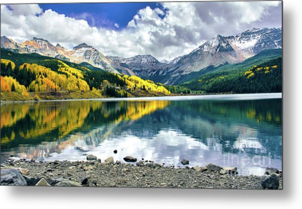 Trout Lake Metal Print