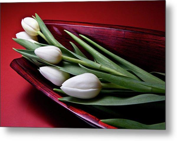 Tulips II Metal Print