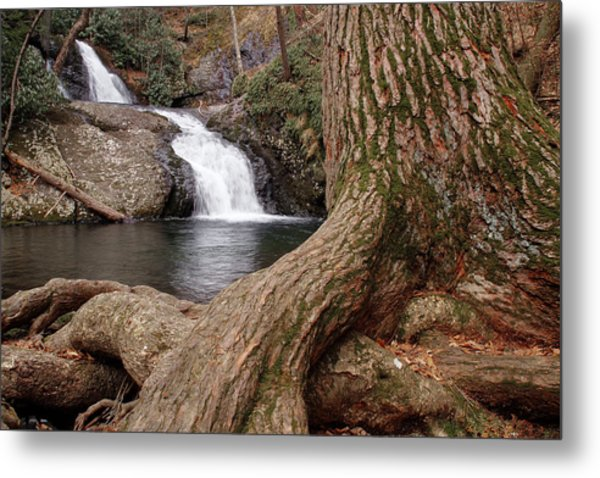 Tumbling Waters Metal Print