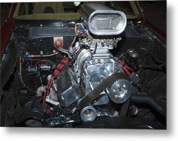 Turbocharger Metal Print