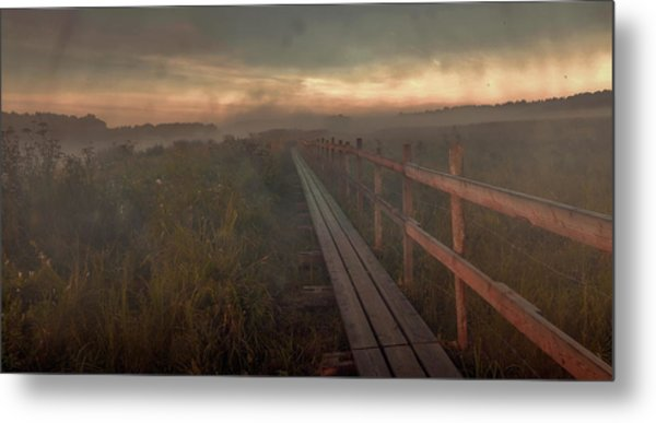 Turn To Infinity #g6 Metal Print