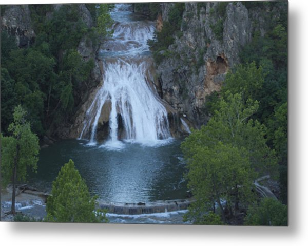 Turners Fall Metal Print