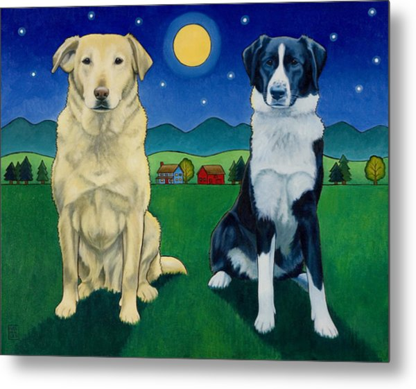 Two Dog Night Metal Print