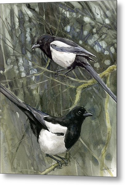 Two For Joy Metal Print