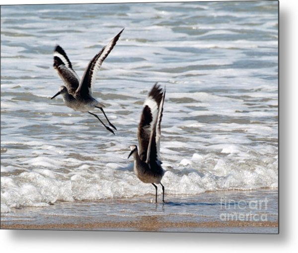 Outer Banks Obx Metal Print