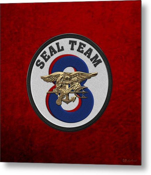 Navy Seals Symbol Metal Prints And Navy Seals Symbol Metal Art