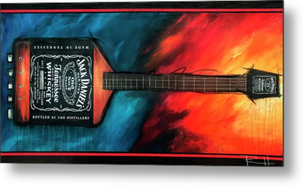 Ultra Bass Metal Print
