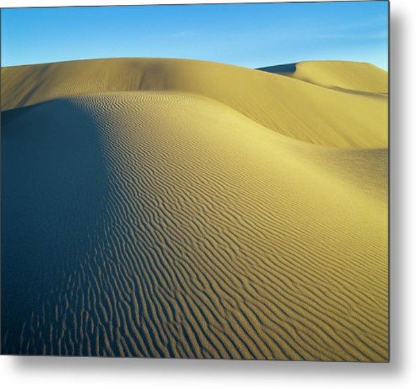 Umpqua High Dunes Metal Print
