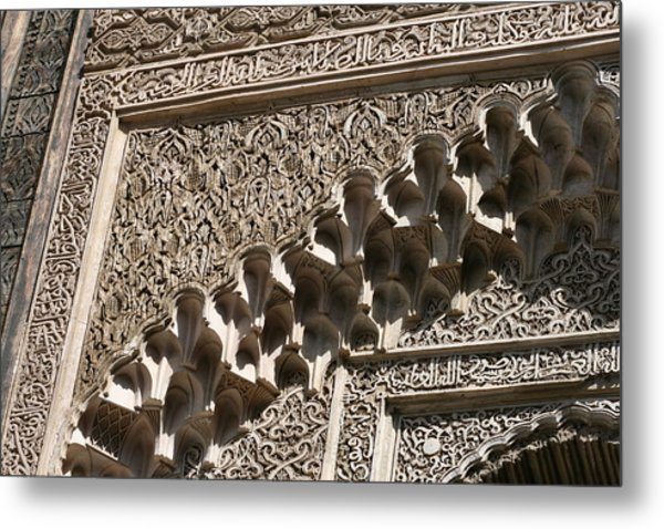 Unbeleavable Craftmanship Metal Print by Andrei Fried