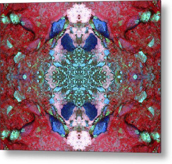 Unearthed Beauty Metal Print