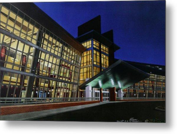 Union Hospital Of Terre Haute Metal Print