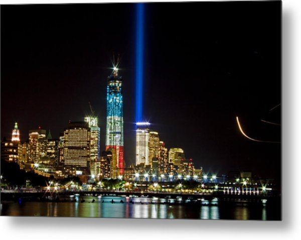 United Remembrance  Metal Print by Michael Murphy